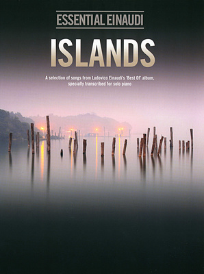 Chester Music Ludovico Einaudi: Islands