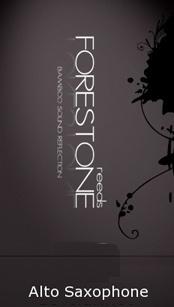 Forestone Alto Saxophone,XXS, F1,5