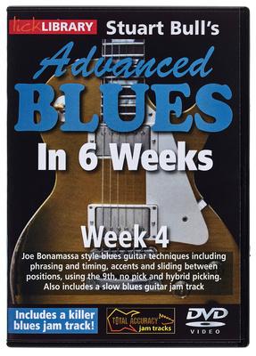 Music Sales Advanced Blues Week 4