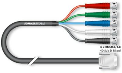 Sommer Cable VMC Transit Mini Flex 10 m