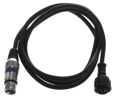 Stairville IP65 Adapter Cable DMX Out 1m