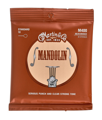 Martin Guitars M400 Mandoline Light