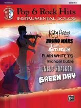 Alfred Music Publishing Pop & Rock Hits Trombone