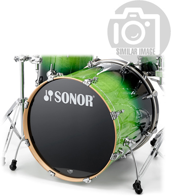"Sonor 20""x17"" BD Essential Green Fad"