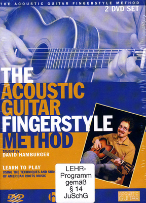 Homespun Acoustic Guitar Fingerstyle