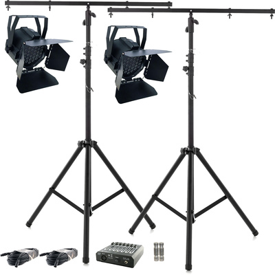 Stairville LED Theatre CW/WW Bundle