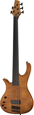 Human Base Jonas 5 Fretless FM HV Left