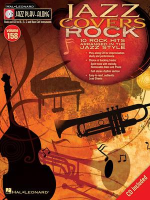 Hal Leonard Jazz Play Along Jazz Covers