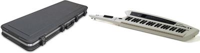Roland AX Synth White Case Bundle