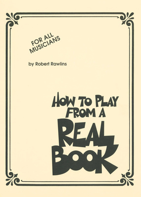 Hal Leonard How To Play From A Real Book