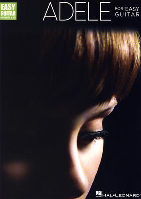 Hal Leonard Adele for Easy Guitar