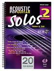 Edition Dux Acoustic Pop Guitar Solos 2